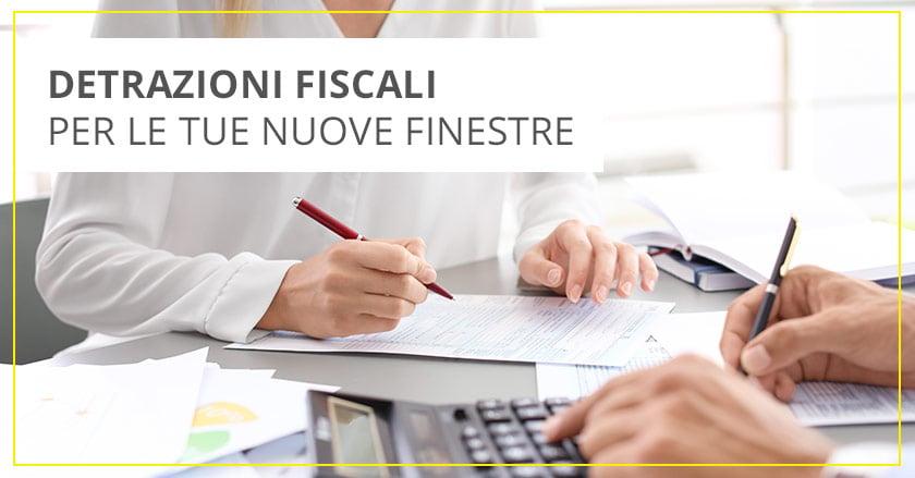 Detrazioni Fiscali Infissi: un buon motivo per cambiare le Finestre